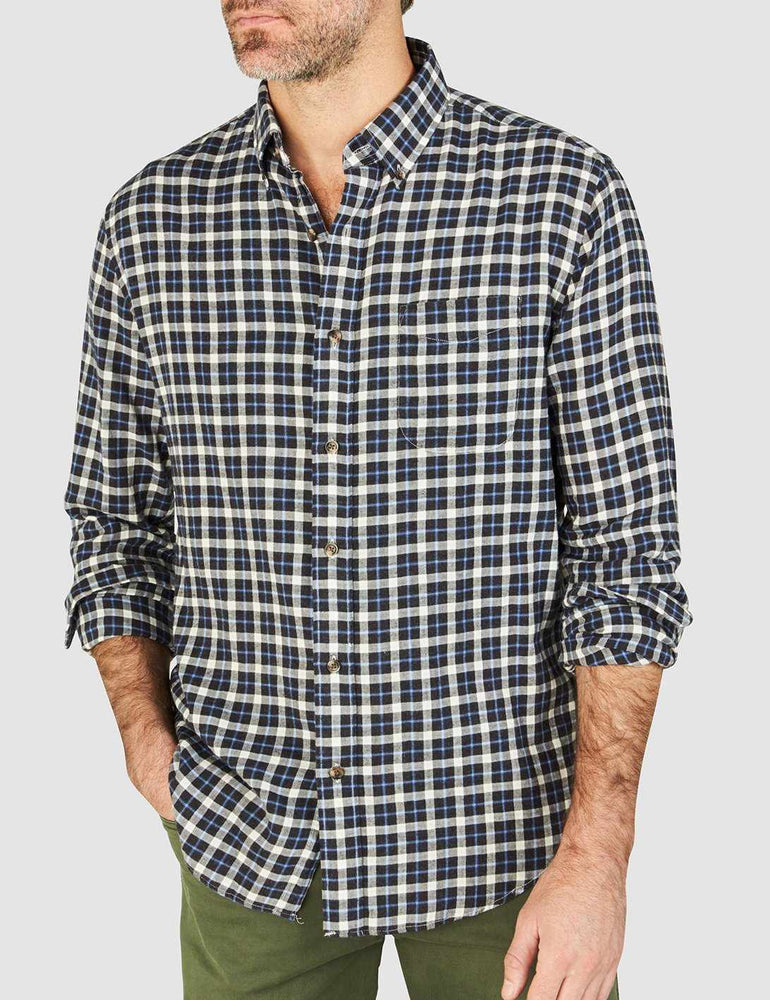 9a86f0a3638 Everyday Button-Down Shirt - City Check – Faherty Brand