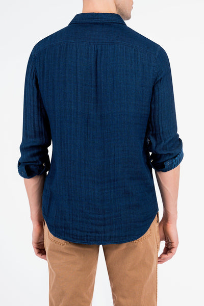 Belmar Workshirt - Deep Indigo