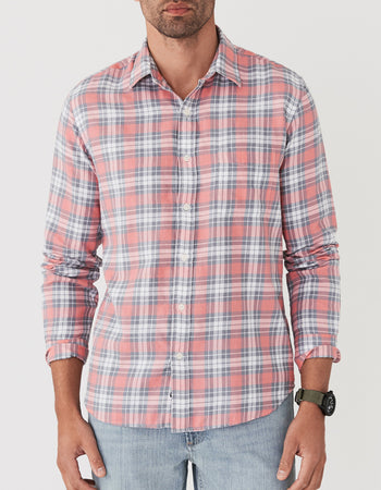 b49d982ac00 Long-Sleeve Button-Down Shirts – Page 4 – Faherty Brand