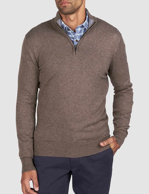Sconset Pullover - Driftwood