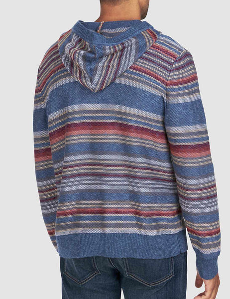 Baja Sweater Poncho - Hither Hills Serape