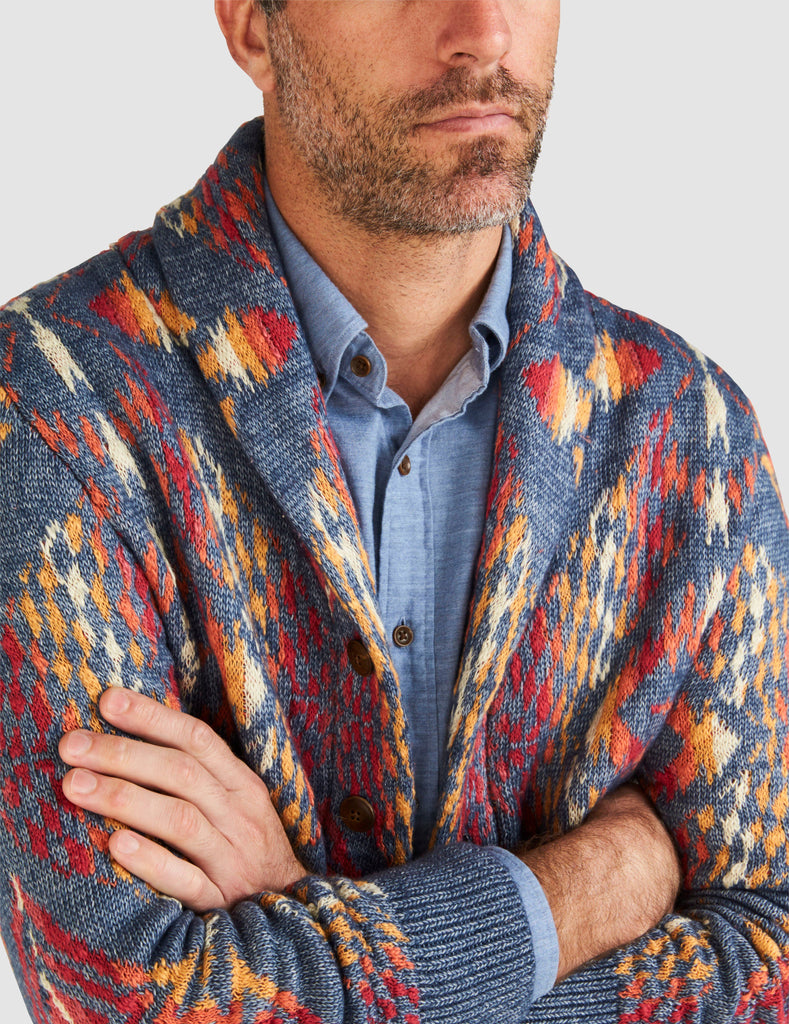 Shawl Cardigan - Sequoia Grove