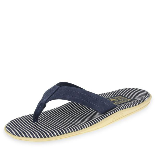 Island Slipper Sandal - Railroad Navy