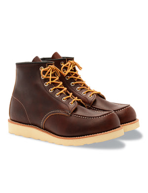 Redwing Classic Moc - Dark Brown