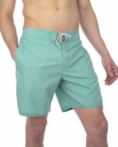 Classic Boardshort (7 Inch Inseam) - Sea Green