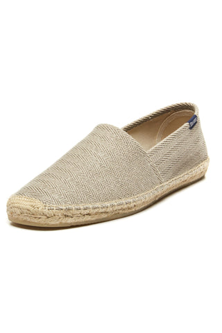 Soludos Herringbone Original Dali - Moon Grey