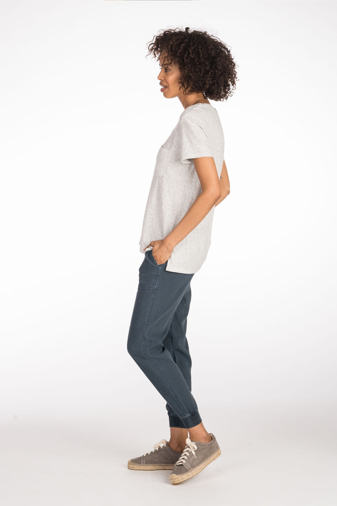 Arlie Day Pant - Navy