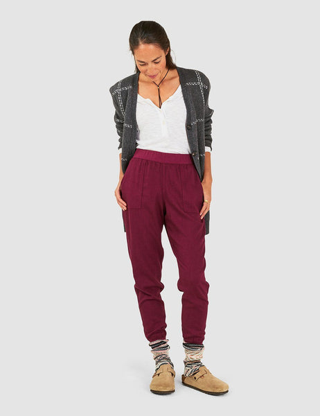 Arlie Day Pant - Port