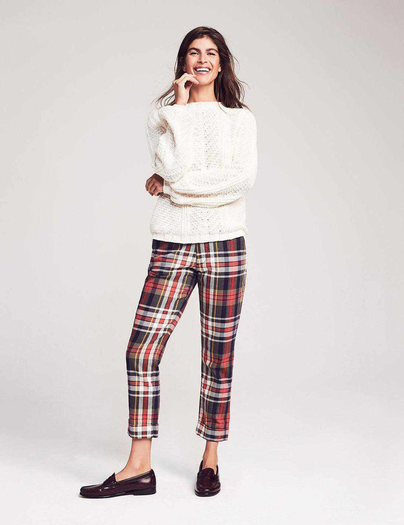 Cinder Pant - Westport Plaid