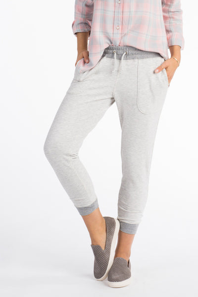 Beach Jogger - Athletic Grey