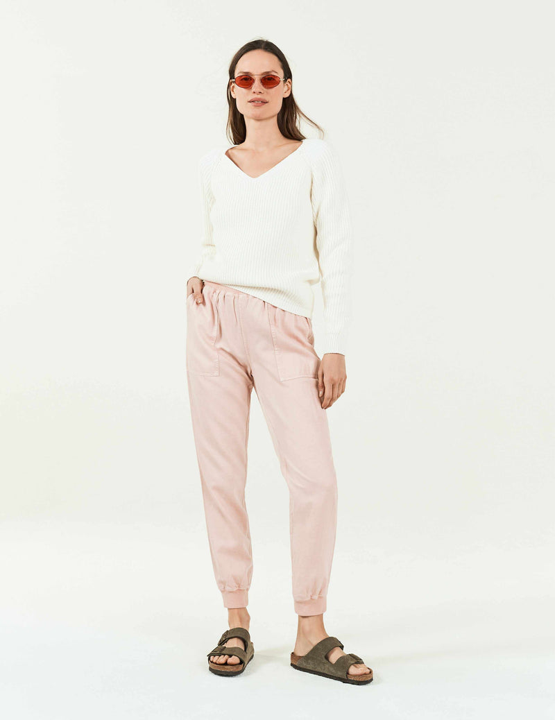 Arlie Day Pant - Light Pink