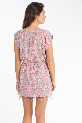Solana Coverup Dress  - Summer Blossom