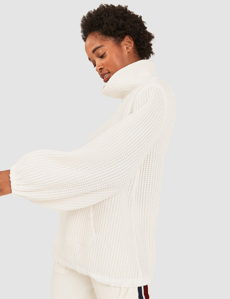 Maude Pullover - Winter White