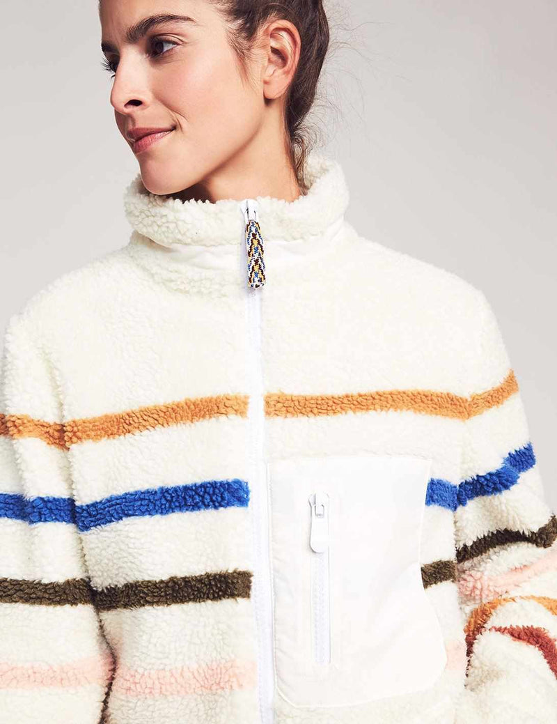 Dream Fleece Jacket - Polar Rainbow