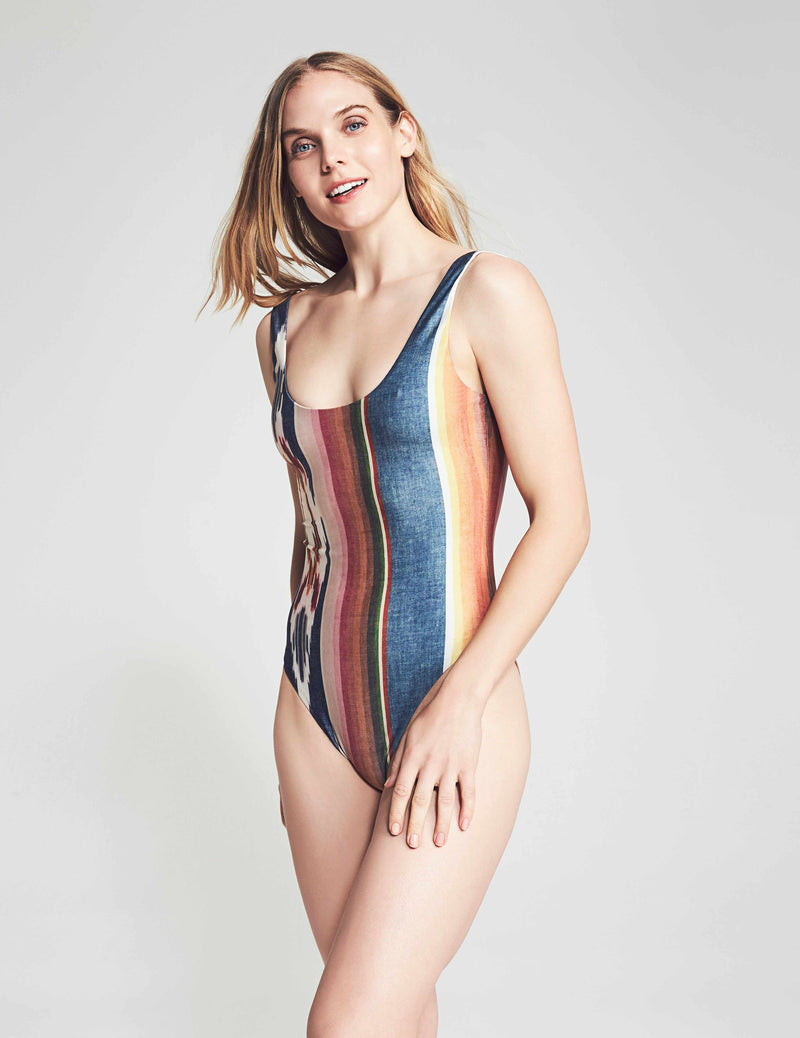 Jules One Piece - Frank Ikat