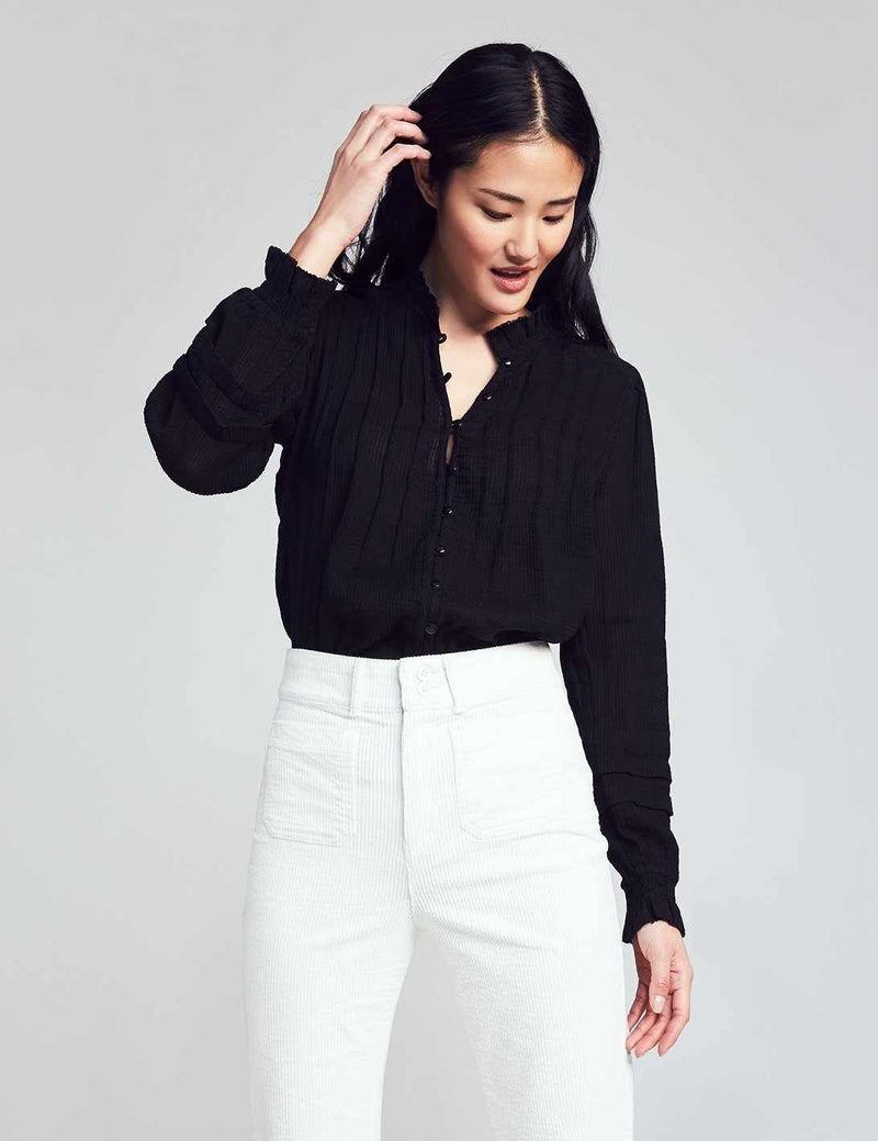 Willa Blouse - Black