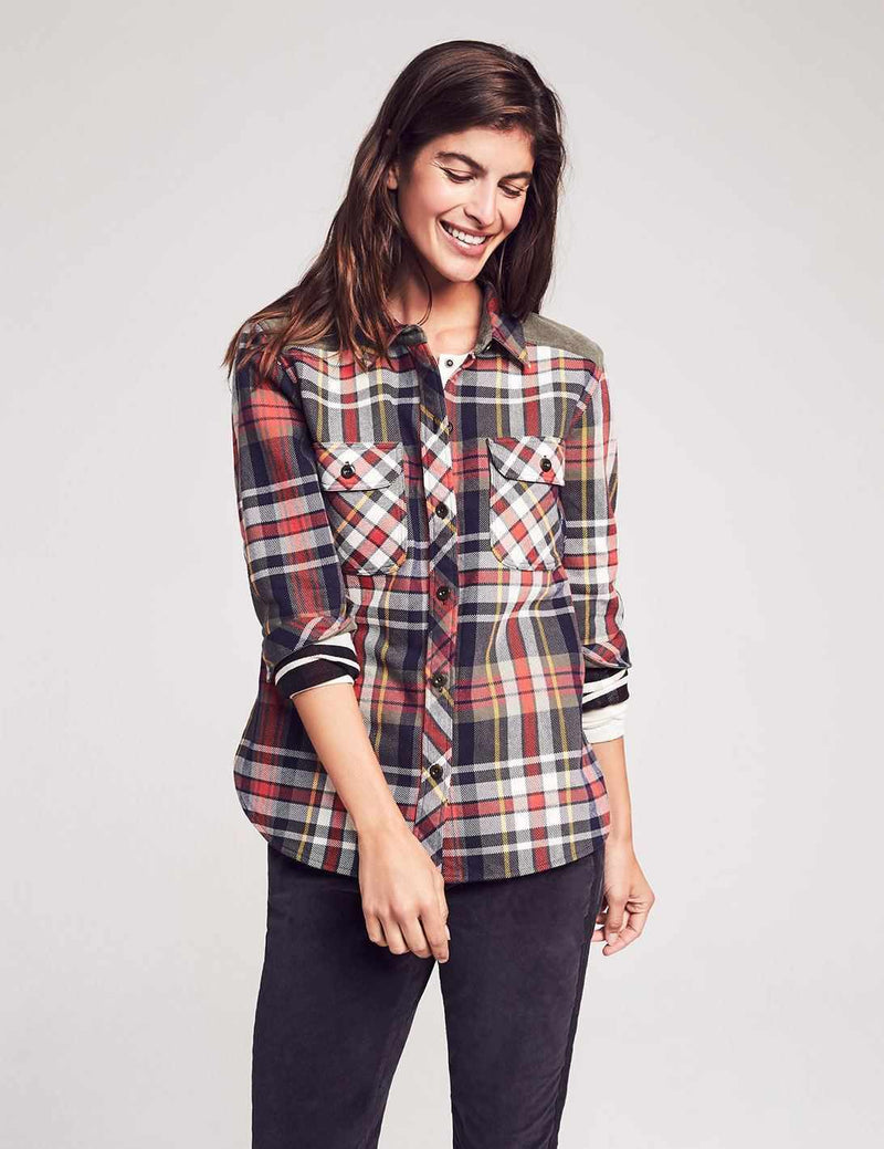 Daly Shirt - Westport Plaid