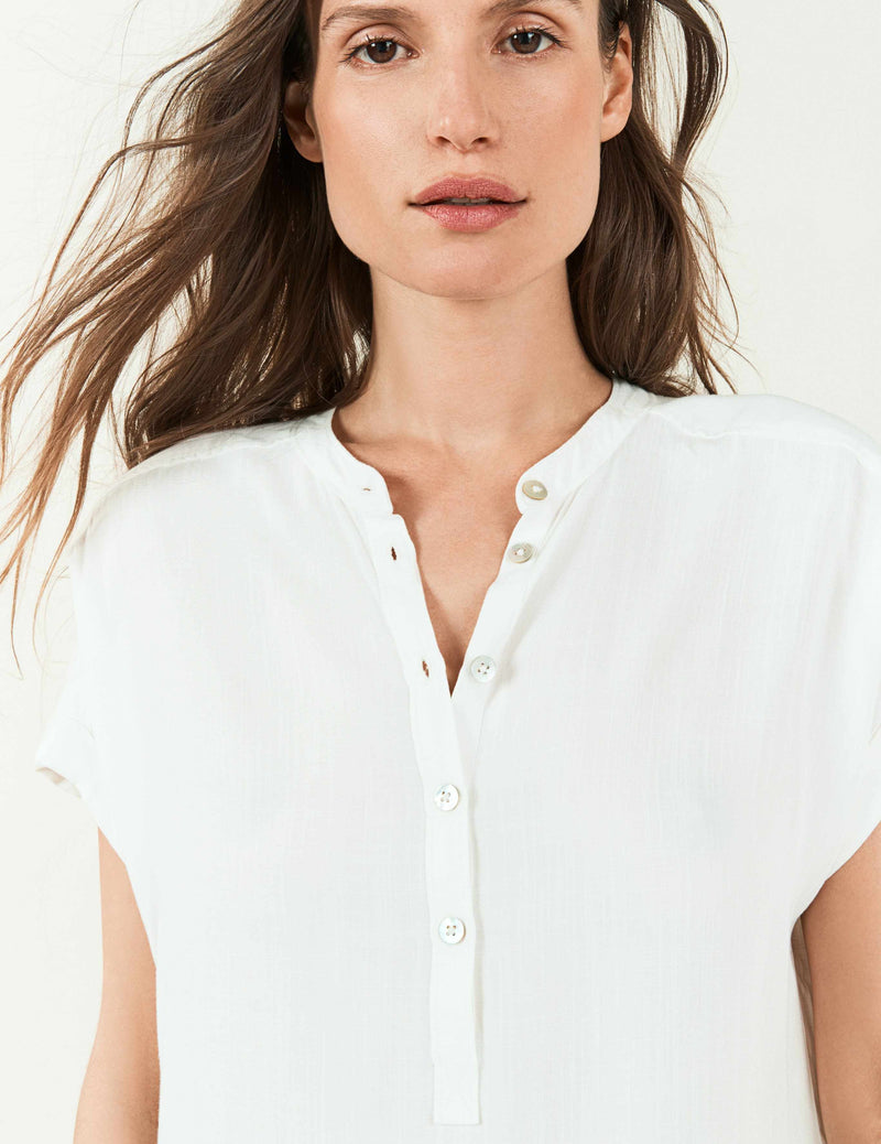 Desmond Shirt - White