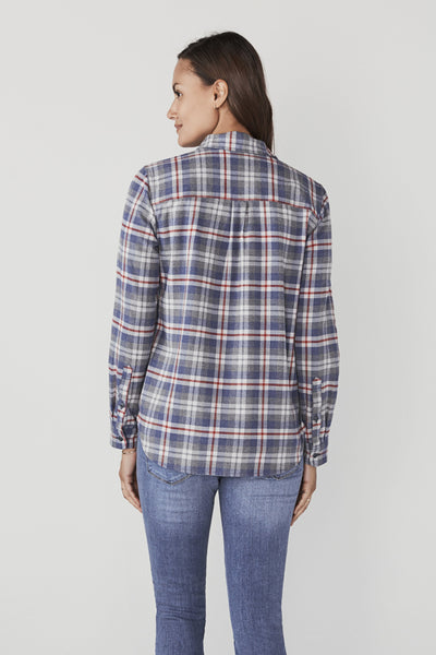 Newport Shirt - Aspen Plaid