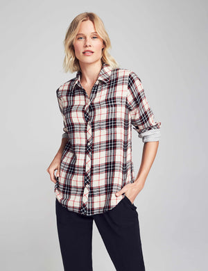 Malibu Shirt - Beatrix Plaid