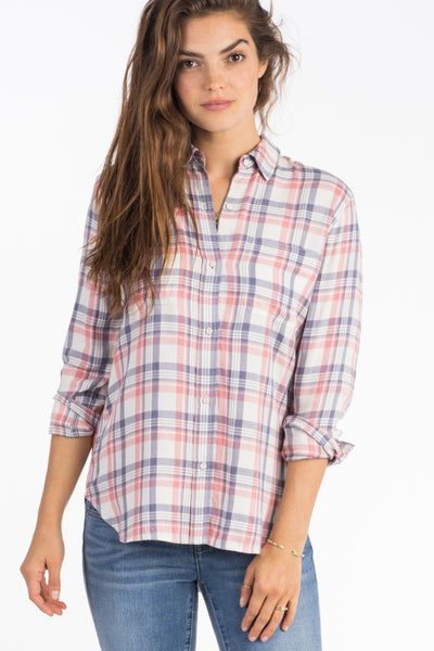 Malibu Shirt - Summer Plaid