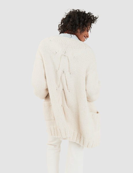 Stella Cardigan - Cream