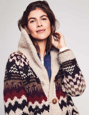Valley Mountain Sweater