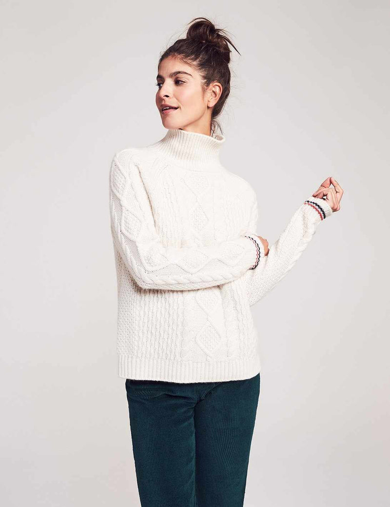 Montse Sweater - Cream