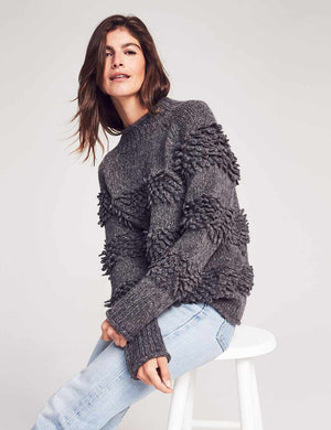 Polly Sweater - Charcoal