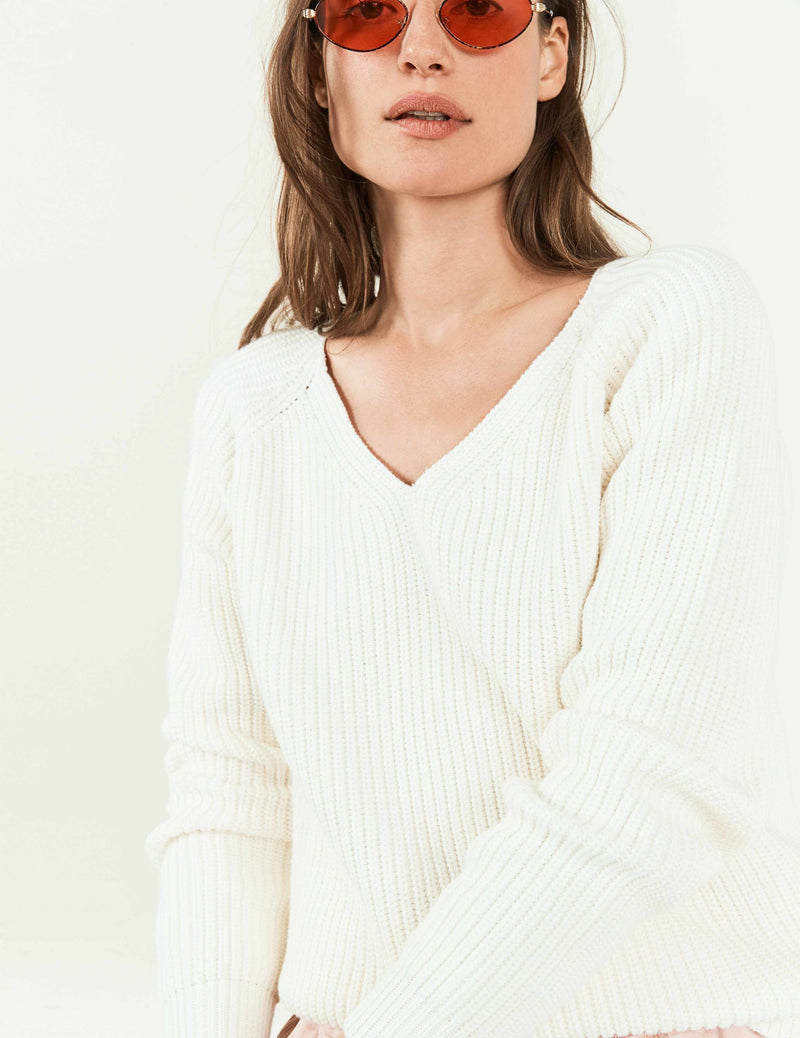 Claudette Sweater - Natural