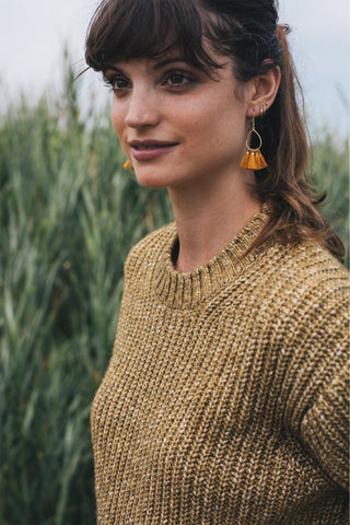 Bluma Project Juliet Earring - Gold