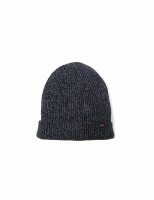 Sconset Watch Cap - Navy Marl