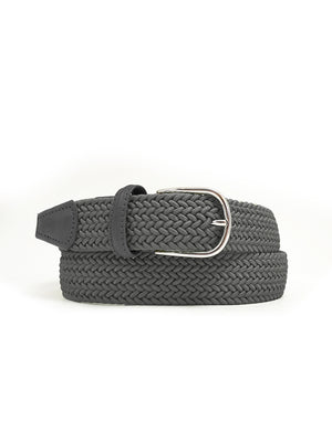Anderson's Woven Belt - Grey
