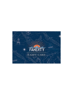 $50 Faherty E-Gift Card