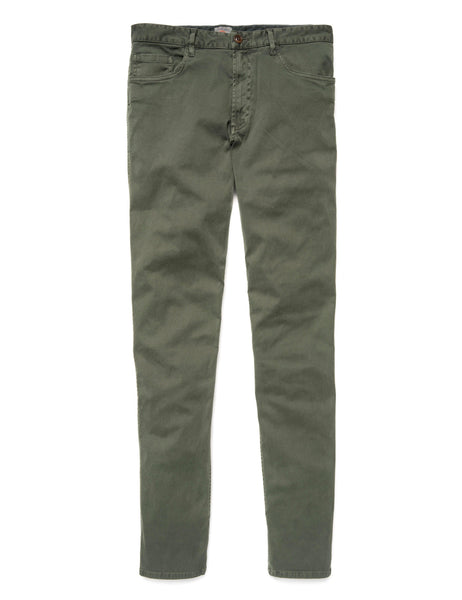 Comfort Twill Jean - Hunter Green