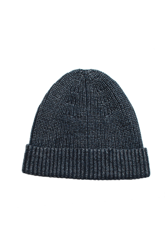 Indigo Watch Cap - Washed Indigo