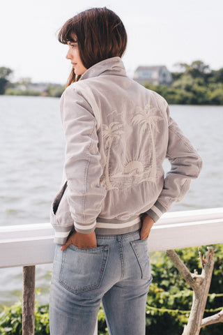 Island Escape Jacket - Cloudy