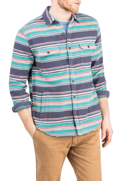Durango CPO Workshirt - Teal Serape