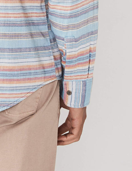 Reversible Belmar Shirt - Morning Light Serape