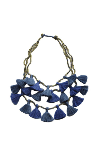 Women's Bluma Project Gia Necklace - Petrol