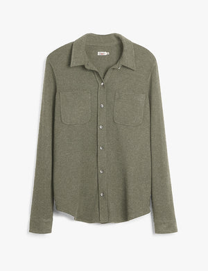 Legend Sweater Shirt - Heather Olive
