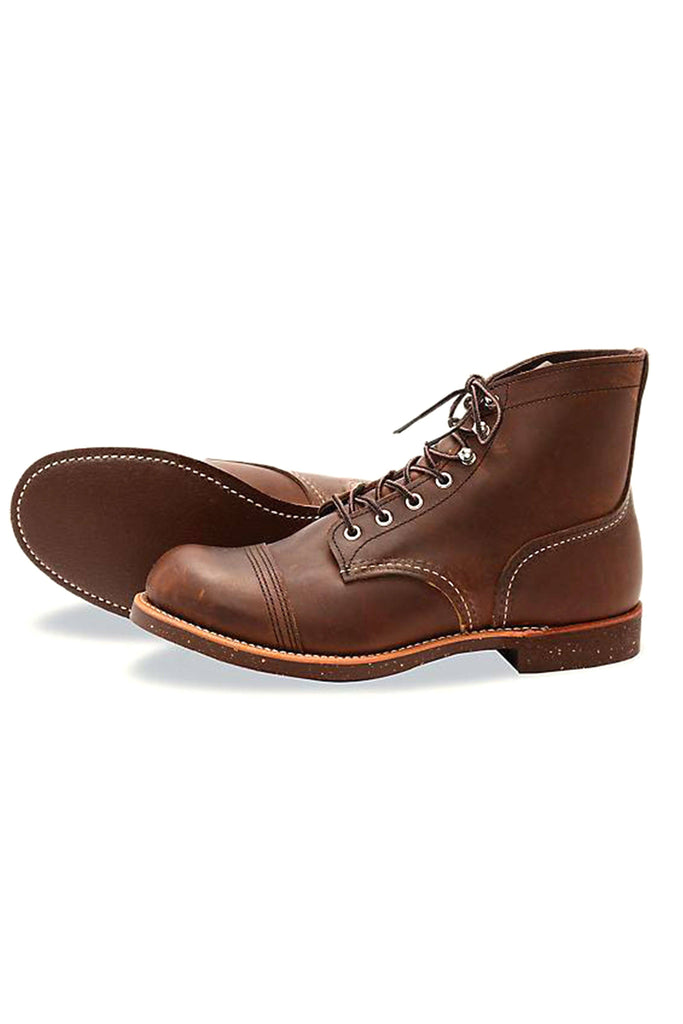 Women's Red Wing Iron Ranger  - Amber