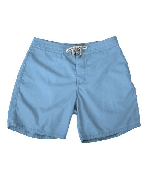 Classic Boardshort (7 Inch Inseam) - Coastal Blue