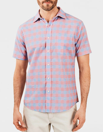 fe8671aa Men's Shirts | Short & Long Sleeve Button Up Shirts| Faherty Brand