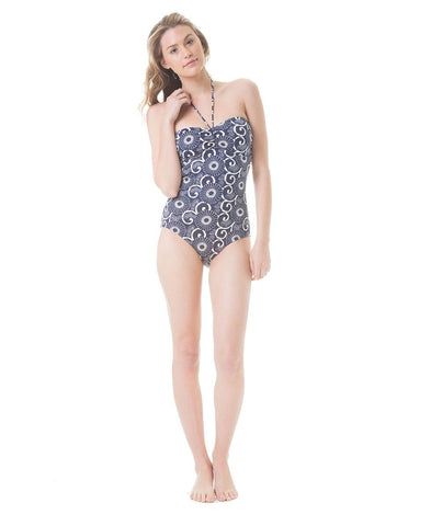 One Piece - Geometric Floral