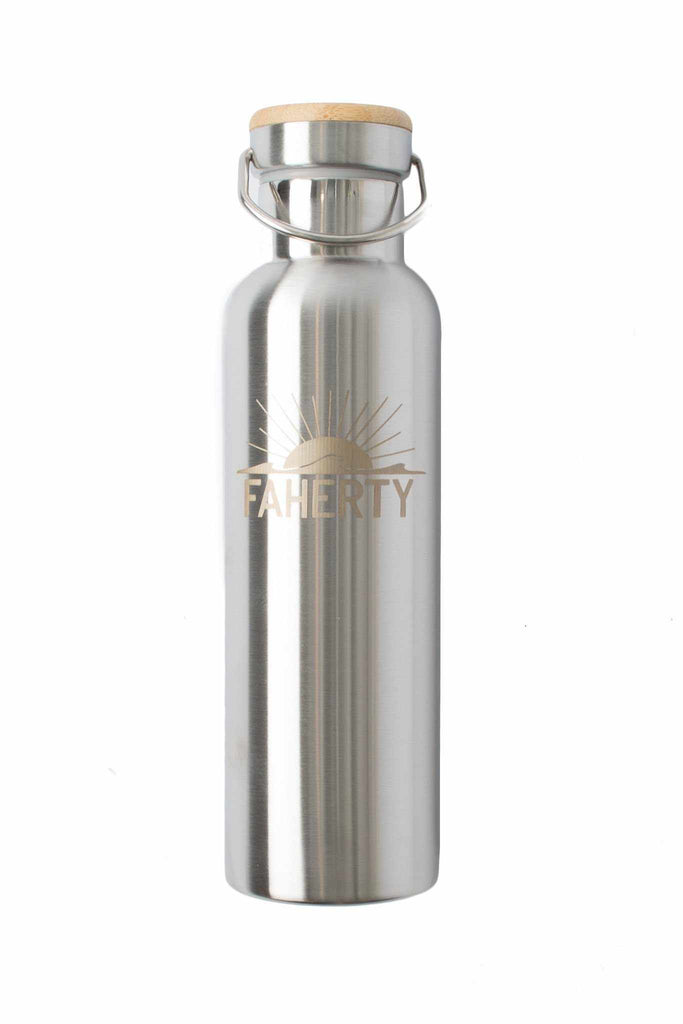 Faherty Signature Stainless Steel Canteen