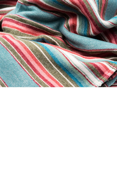 Shelter Scarf - Sunset Serape