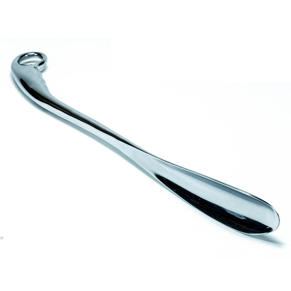 21″ Inch Heavy Solid Metal Stainless Steel Shoehorn