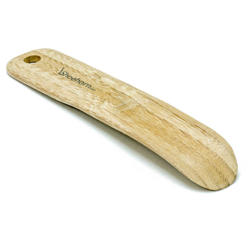 7″ Inches Smooth Wooden Shoehorn