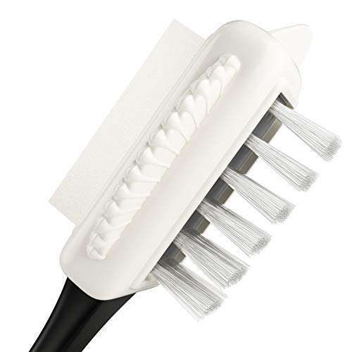 Suede & Nubuck 4-Way Brush Cleaner with Eraser Head